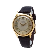 Jaeger-LeCoultre Yellow gold 35mm Automatic pre-owned United States of America, New York, Hartsdale