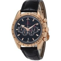 Omega Speedmaster Broad Arrow Rose gold 41mm Black United States of America, New York, Hartsdale