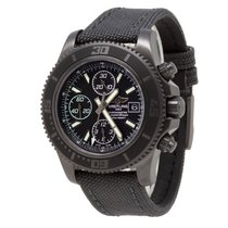 Breitling Superocean Chronograph II Steel 44mm Black United States of America, New York, Hartsdale