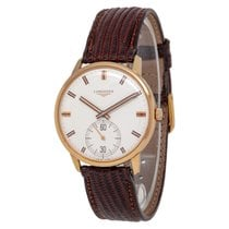 Longines Rose gold 35mm Manual winding pre-owned United States of America, New York, Hartsdale