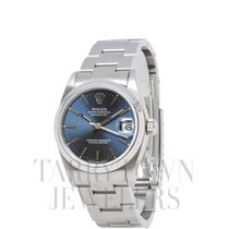 Rolex Lady-Datejust Steel 31mm Blue United States of America, New York, Hartsdale