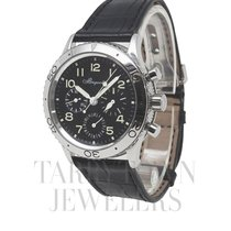 Breguet Type XX - XXI - XXII Steel 40mm Black Arabic numerals United States of America, New York, Hartsdale