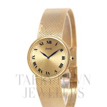 Piaget Yellow gold 31mm Quartz 9021 B11 pre-owned United States of America, New York, Hartsdale