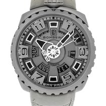 Bomberg Steel 45mm Automatic BS45ASS.045-6.3 new