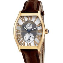 Ulysse Nardin Yellow gold Automatic 43mm pre-owned Michelangelo