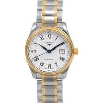 Longines Master Collection Steel 29.00mm White