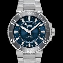 Oris Aquis Date 43.50mm Blue United States of America, California, San Mateo