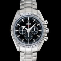Omega Speedmaster Broad Arrow Steel 42mm Black United States of America, California, San Mateo