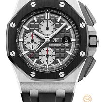 Audemars Piguet 26400IO.OO.A004CA.01 Titane 2019 Royal Oak Offshore Chronograph 44mm nouveau