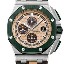 Audemars Piguet Royal Oak Offshore Chronograph 26400SO.OO.A054CA.01 Neu Stahl 44mm Automatik
