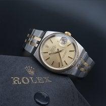 Rolex Datejust Oysterquartz 17013 Good Gold/Steel 36mm Quartz South Africa, Johannesburg