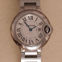 Cartier Ballon Bleu 28mm подержанные 28mm Cеребро Сталь
