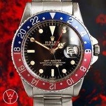Rolex GMT-Master Сталь 40mm