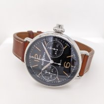 Bell & Ross Vintage pre-owned 45mm Black Leather