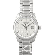 Longines Master Collection Steel 29.00mm Silver