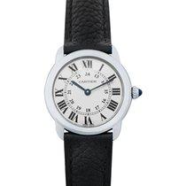 Cartier WSRN0019 Stahl Ronde Croisière de Cartier 29mm neu