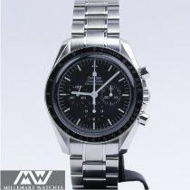 Omega Speedmaster Professional Moonwatch Steel 42mm Black No numerals United States of America, Florida