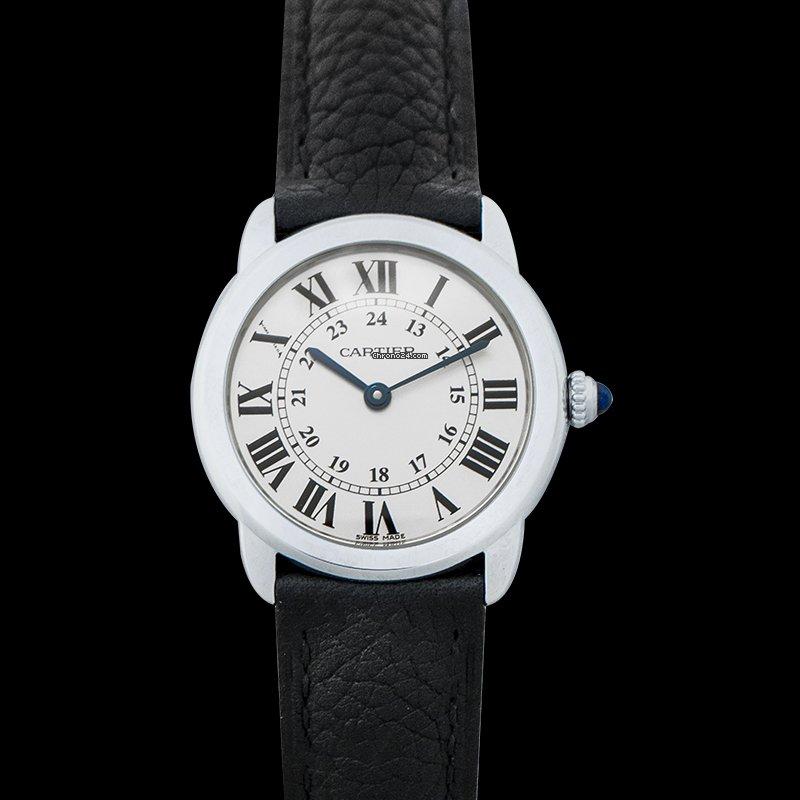 Cartier Ronde Croisière de Cartier WSRN0019 2021 new