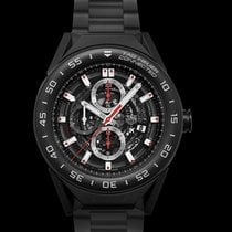 TAG Heuer Connected Titanium 45mm United States of America, California, San Mateo