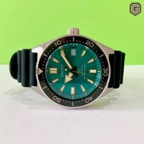 Seiko Prospex Steel Green No numerals United States of America, Florida, Coral Gables