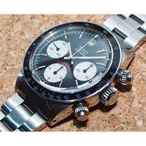 Rolex Daytona Stahl 37mm Schwarz