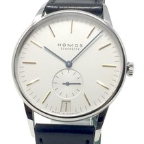 NOMOS Orion Datum Steel 38mm No numerals