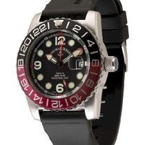 Zeno-Watch Basel Airplane Diver Black