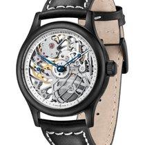 Zeno-Watch Basel Cuerda manual 4187S nuevo