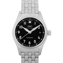 IWC Pilot's Watch Automatic 36 Acero 36.0mm Negro