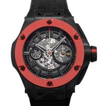 Hublot 402.QF.0110.WR Céramique Big Bang Ferrari 45mm nouveau
