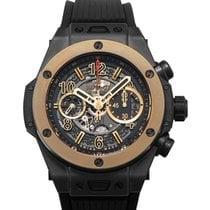 Hublot (ウブロ) ビッグ・バン ウニコ 新品 2021 自動巻き 正規のボックスと正規の書類付属の時計 411.CM.1138.RX