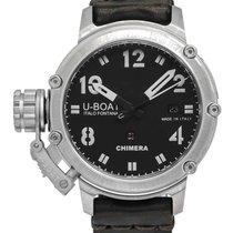 U-Boat Chimera Plata 43mm Negro