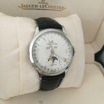 Jaeger-LeCoultre Master Calendar Stahl 37mm Silber Arabisch