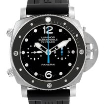 Panerai Luminor Submersible 1950 3 Days Automatic Titanium 47mm Black Arabic numerals United States of America, Georgia, Atlanta