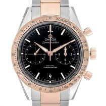 Omega Speedmaster '57 Gold/Steel 41.5mm Black