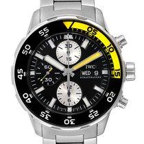 IWC Aquatimer Chronograph IW376701 2009 usados