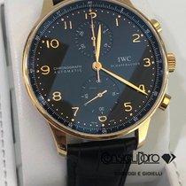 IWC Portuguese Chronograph iw371415 2006 usados