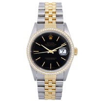 Rolex Datejust 16203 Very good Gold/Steel 36mm Automatic United States of America, Texas, Dallas