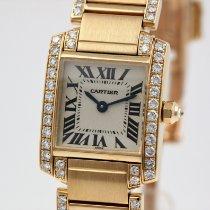 Cartier Yellow gold 20mm Quartz 2364 pre-owned