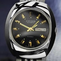 Citizen Steel 34mm Automatic pre-owned United States of America, California, Beverly Hills