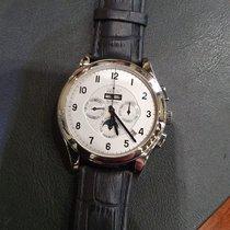 Zenith El Primero Chronograph Acero 44mm Plata