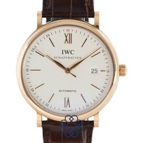 IWC IW356504 Rose gold 2011 Portofino Automatic pre-owned