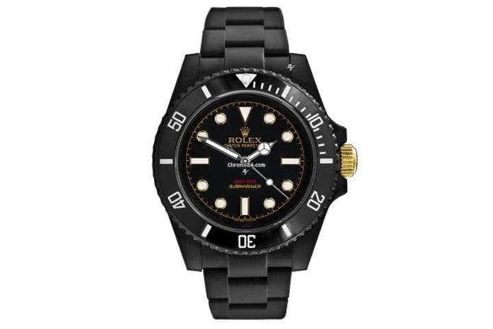 Rolex Submariner (No Date) 114060 2021 nuevo