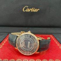 Cartier Roségold 42mm Handaufzug CARTIER 2952 neu