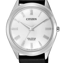 Citizen Titanium 39mm Quartz BJ6520-15A new
