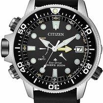 Citizen Promaster Marine Acciaio 46mm Nero