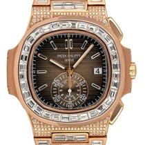 Patek Philippe Nautilus 5980R Unworn Rose gold 40.5mm Automatic
