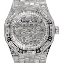 Audemars Piguet White gold 41mm Automatic Royal Oak new United Kingdom, London