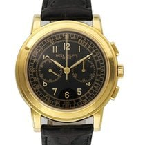 Patek Philippe Yellow gold 42mm Manual winding 5070J-001 pre-owned United States of America, New York, New York