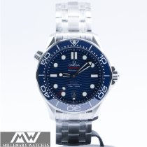 Omega Seamaster Diver 300 M Steel 42mm Blue No numerals United States of America, Florida